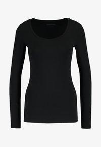 DRYKORN - SELIMA - Långärmad tröja - black - 4