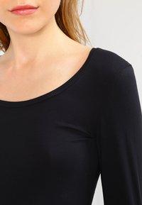 DRYKORN - SELIMA - Långärmad tröja - black - 3