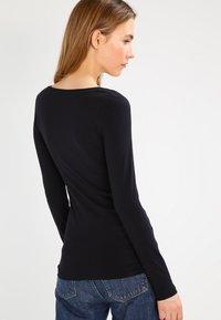 DRYKORN - SELIMA - Långärmad tröja - black - 2