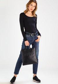 DRYKORN - SELIMA - Långärmad tröja - black - 1