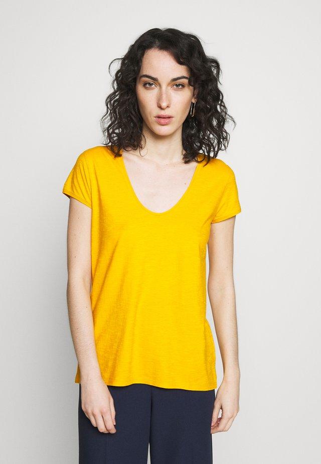 AVIVI - T-shirt basic - yellow