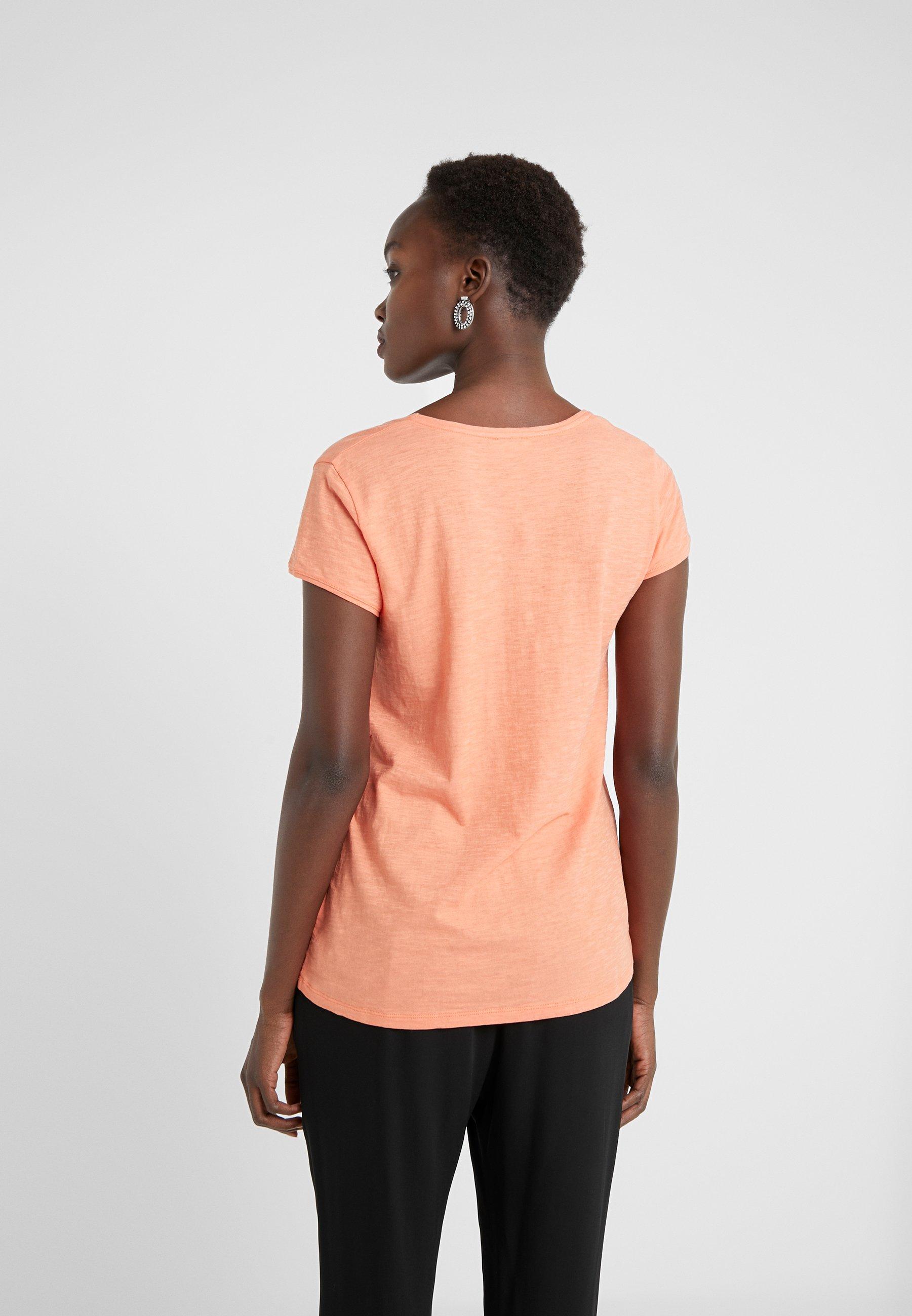 DRYKORN AVIVI - T-shirts - coral