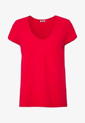 AVIVI - Basic T-shirt - red