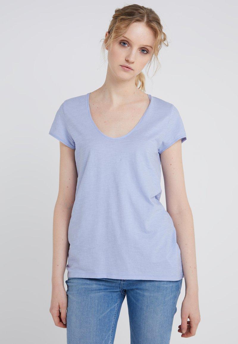 DRYKORN - AVIVI - T-Shirt basic - flieder