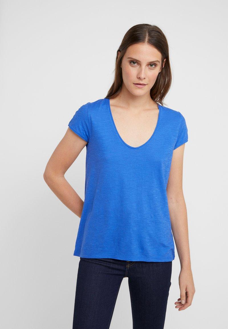 DRYKORN - AVIVI - Jednoduché triko - royal blue