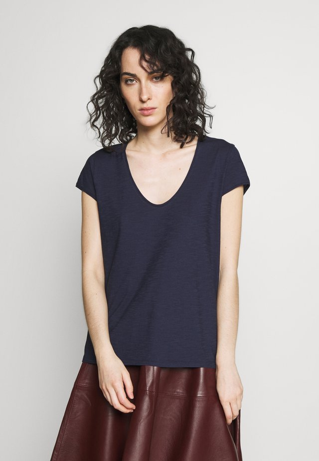 AVIVI - T-shirt basique - dark blue
