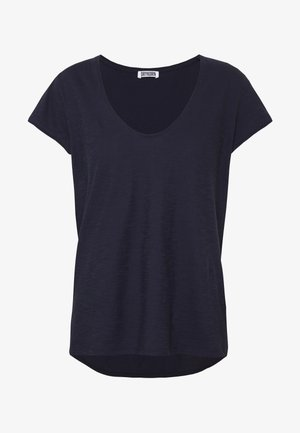 AVIVI - Basic T-shirt - dark blue