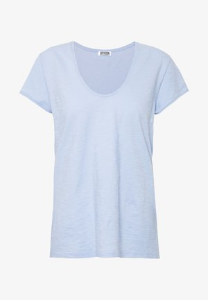 AVIVI - Basic T-shirt - blau