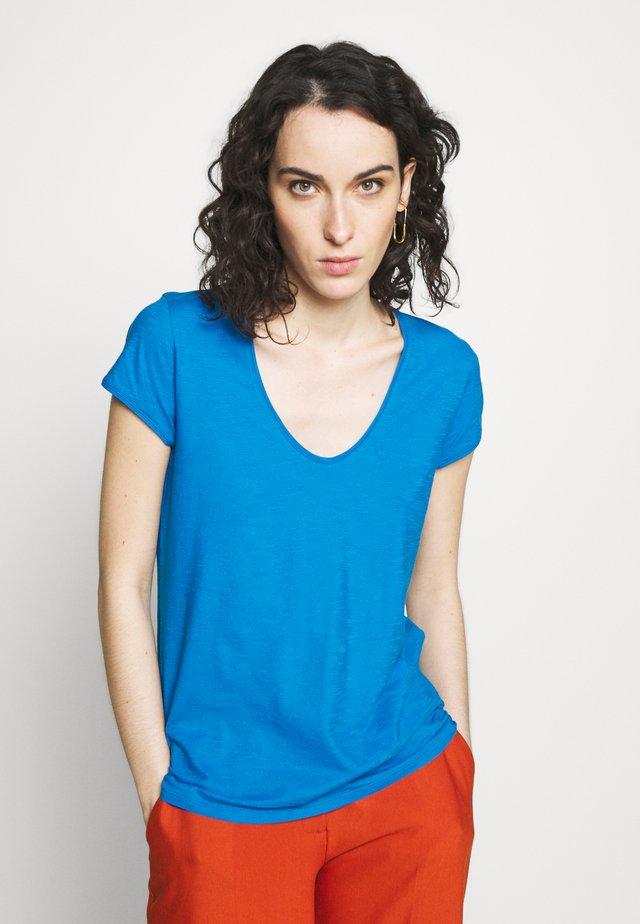 AVIVI - T-shirts basic - turquoise