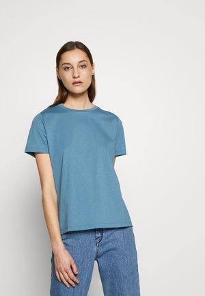 ANISIA - Basic T-shirt - petrol