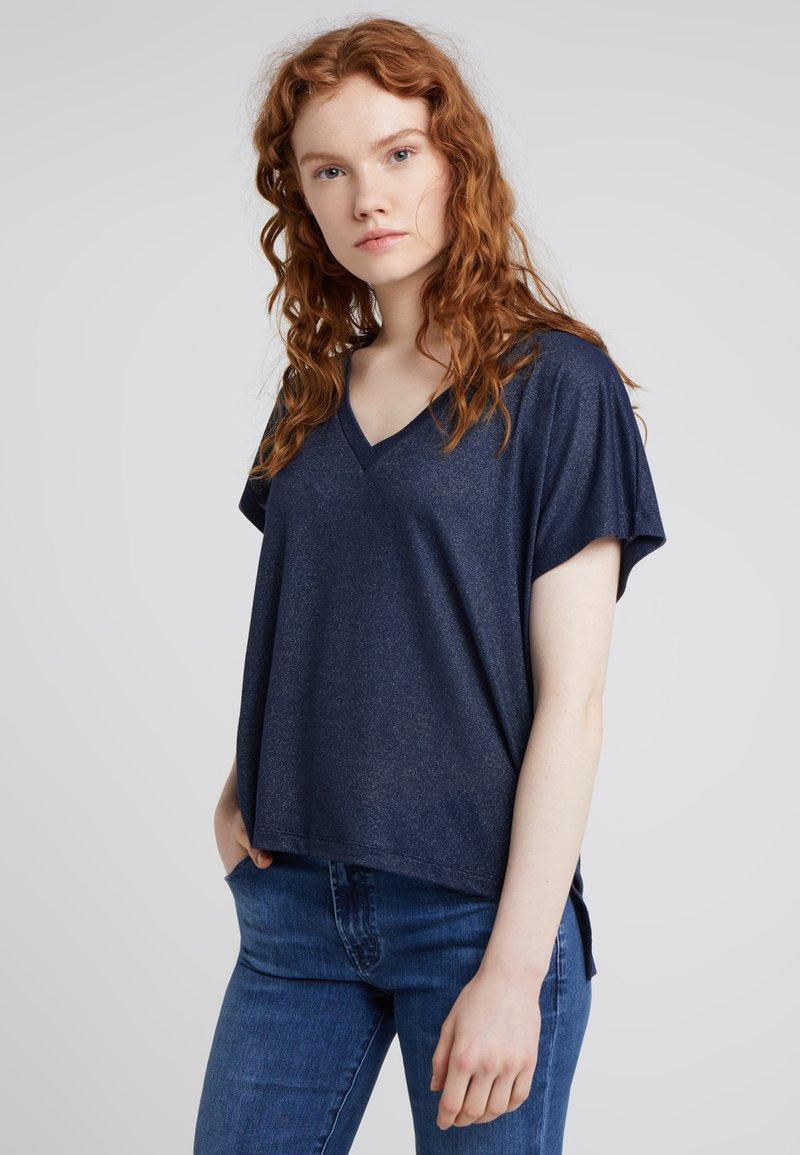 DRYKORN - SVANA - T-shirt basique - dunkelblau