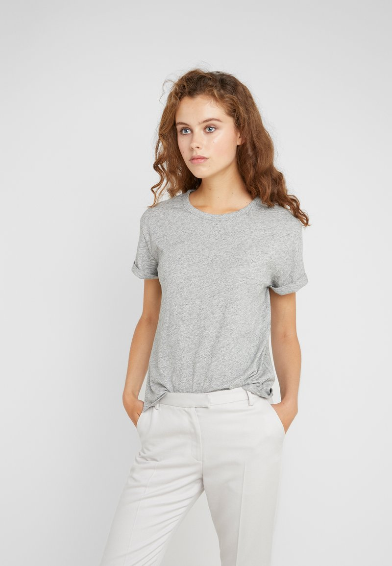 DRYKORN - LARIMA - Basic T-shirt - grey