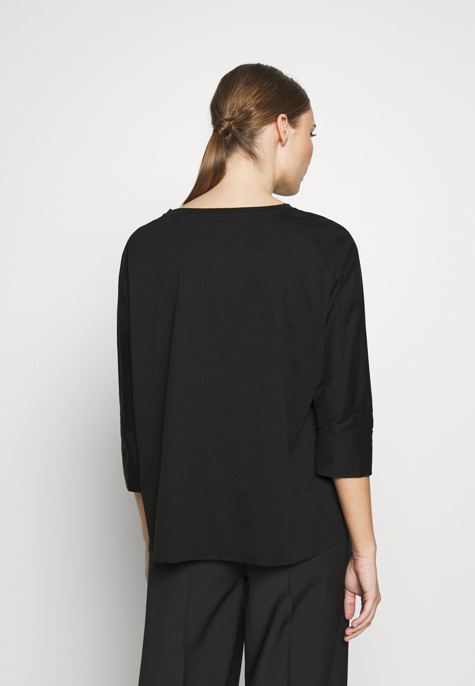 Drykorn Kaori - Long Sleeved Top Black