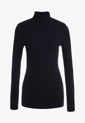 SAREE - Top sdlouhým rukávem - black