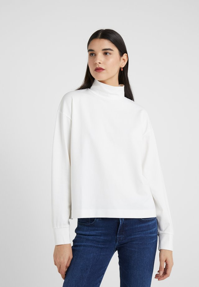 FEMKE - Långärmad tröja - white