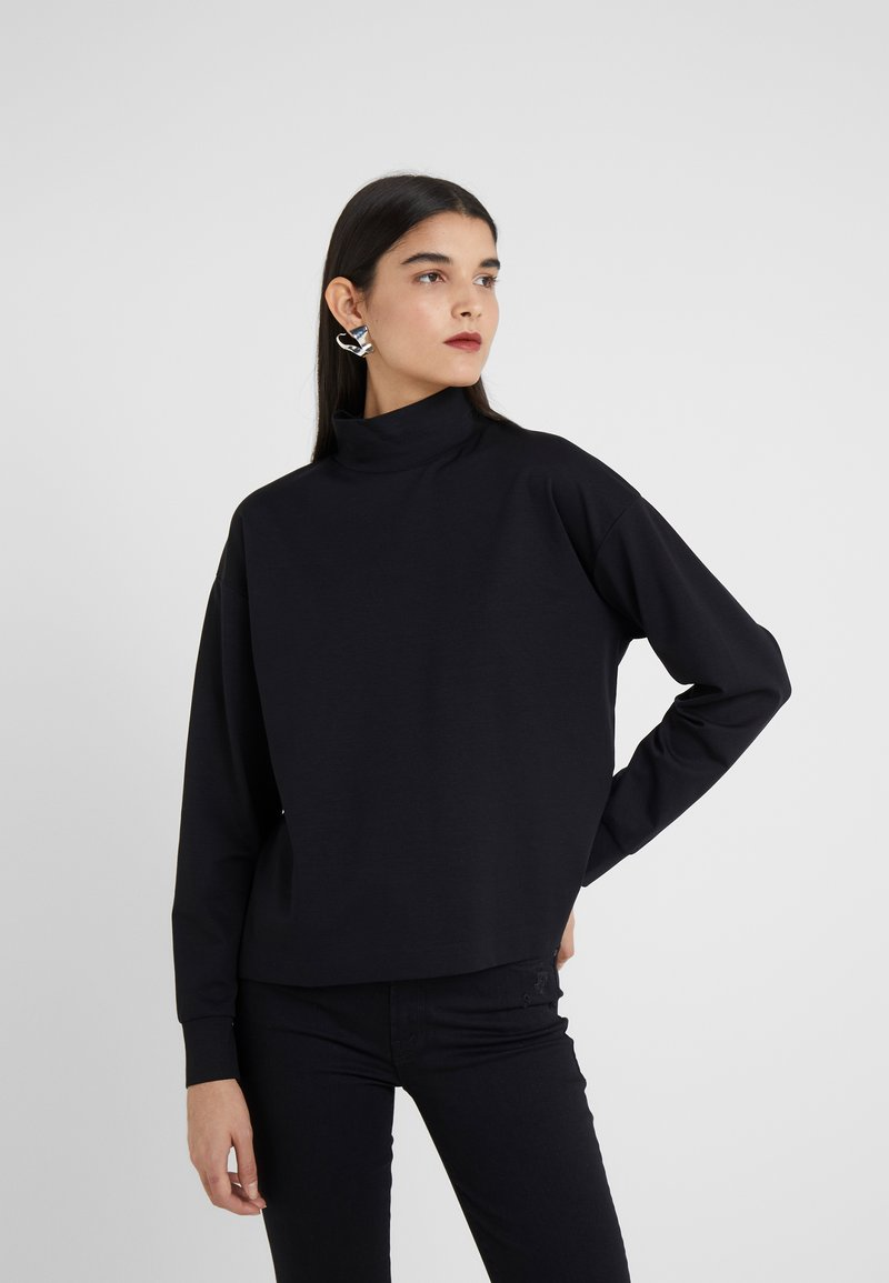 DRYKORN - FEMKE - Langarmshirt - black