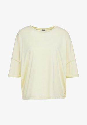 KELIA - T-Shirt print - lemon