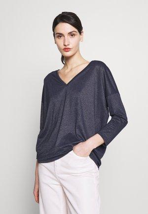 VENJA - Long sleeved top - dark blue