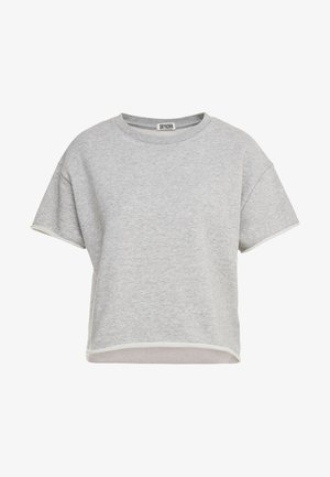 LUNIE - T-shirt basique - grey melange