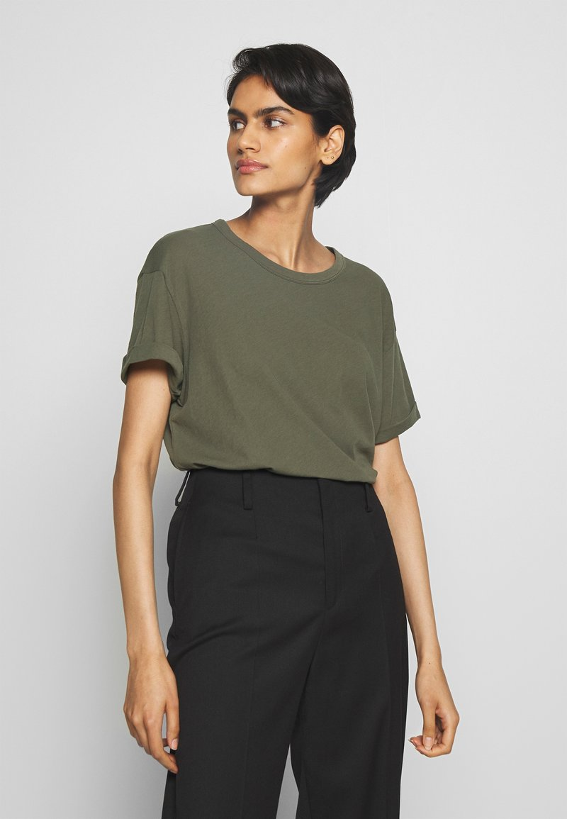 DRYKORN - LARIMA - T-shirt basique - olive