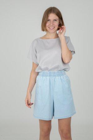 SOMIA - Basic T-shirt - grey