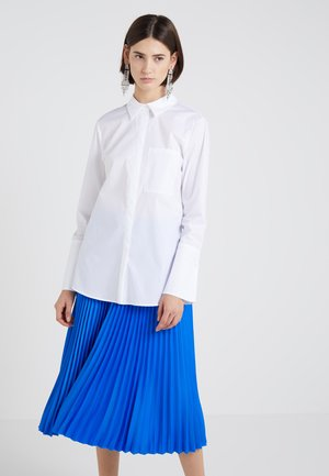 CHARLEE - Button-down blouse - white