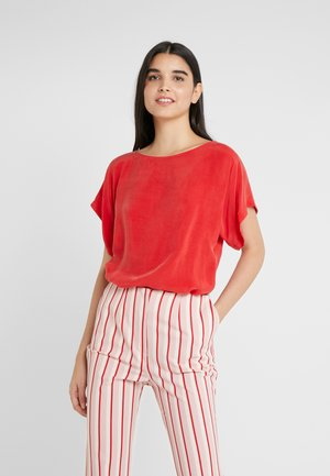 SOMIA - Blus - red