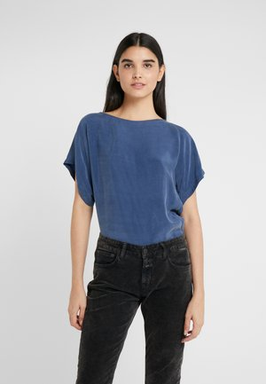 SOMIA - Blouse - dark blue
