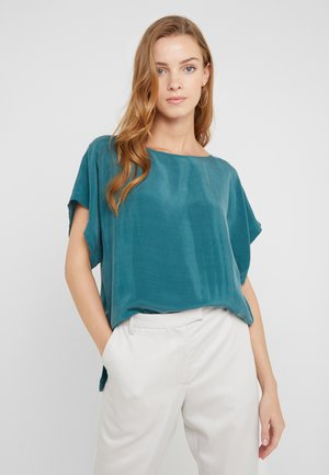 SOMIA - Blouse - dark green
