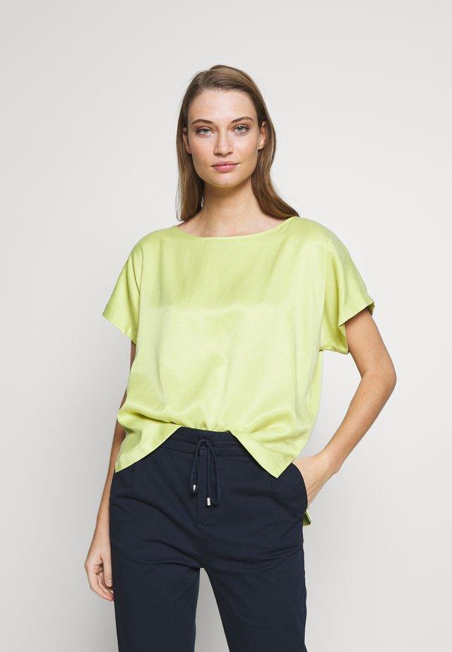 SOMIA - Blus - yellow