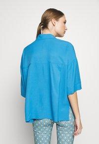 DRYKORN - THERRY - Skjortebluser - blue - 2