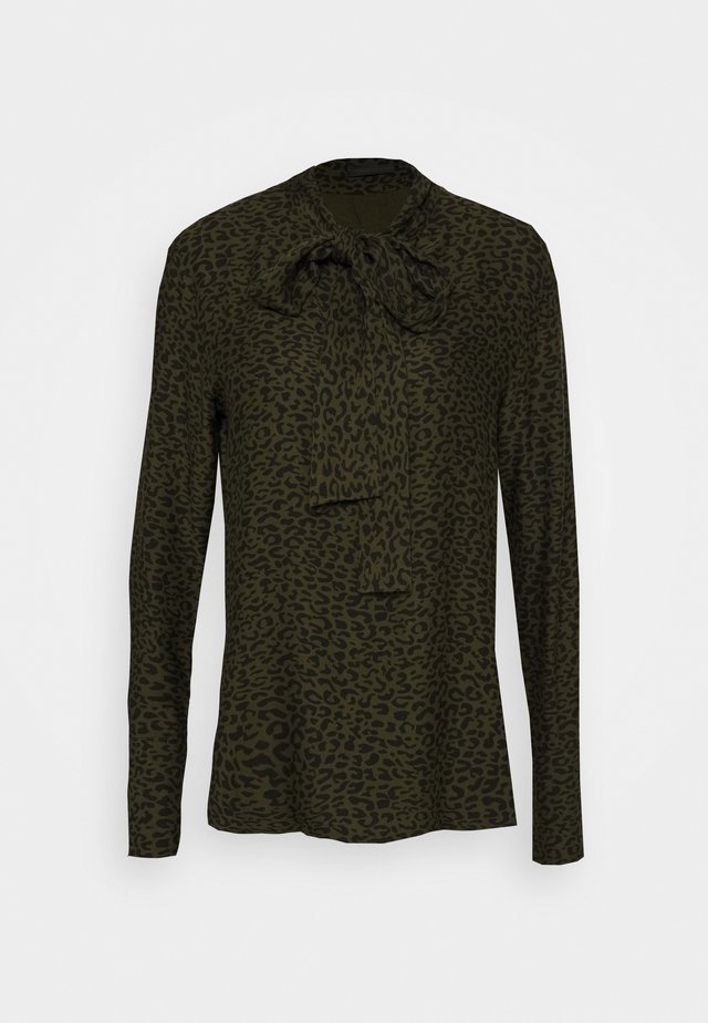 SOLEANA - Bluse - grün