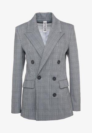 MIDALE - Blazer - grey checked