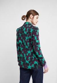 DRYKORN - ATLIN - Blazer - green/violet - 2