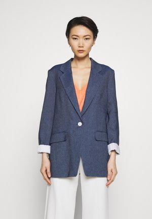 GADSDEN - Blazer - blue denim