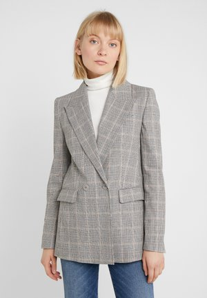 MASHER - Blazer - grey check