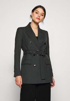 STANDS - Krátký kabát - grau