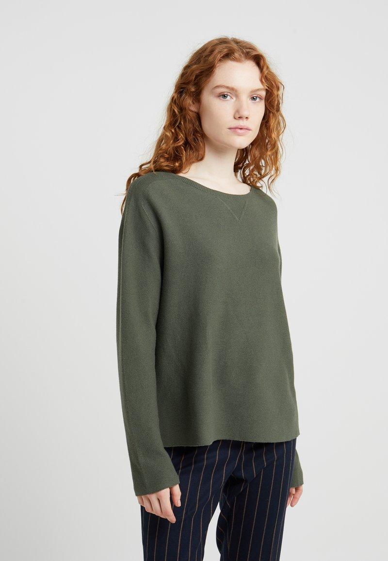 DRYKORN - MELBI - Pullover - oliv