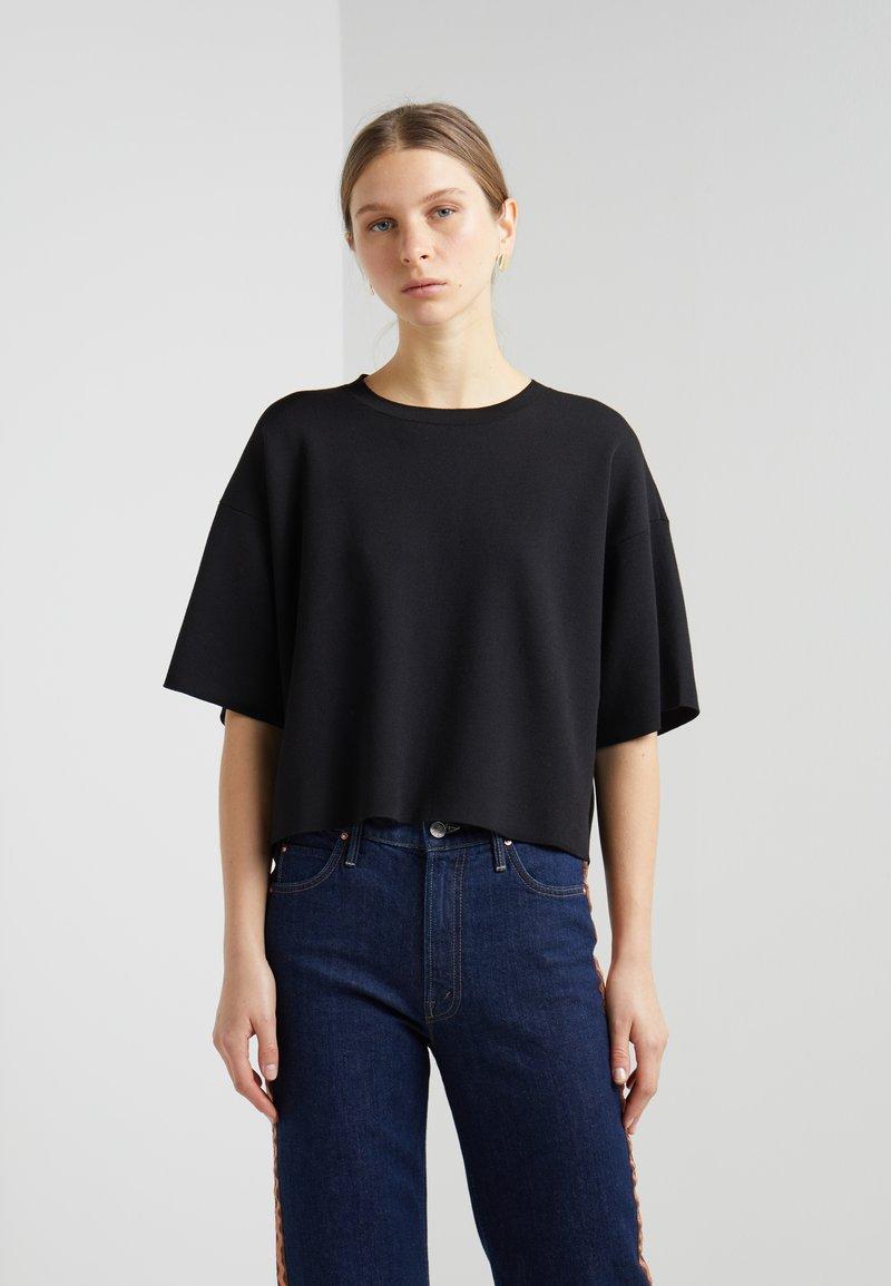 DRYKORN - DEANIE - T-Shirt print - schwarz