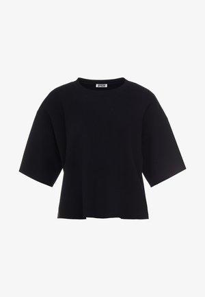 DEANIE - Print T-shirt - schwarz