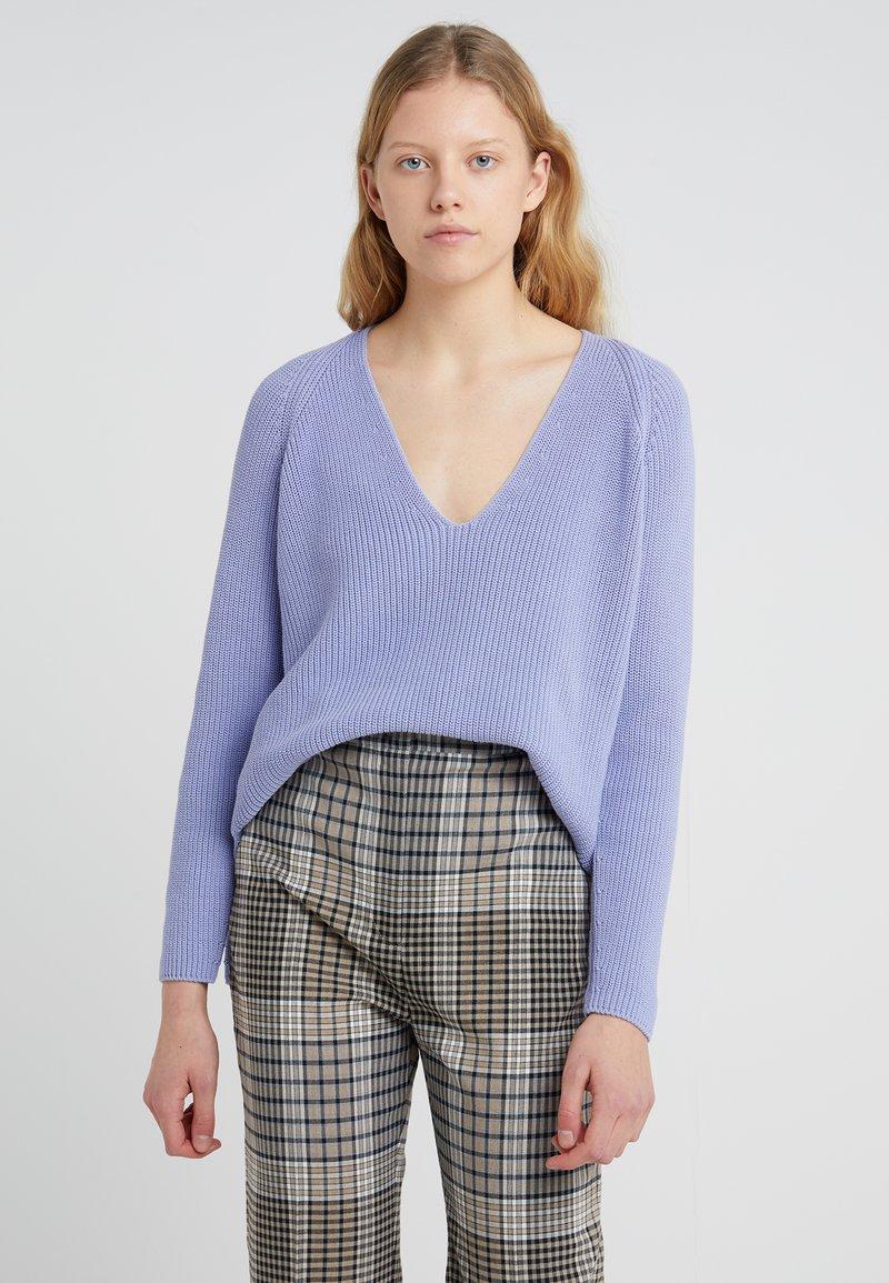DRYKORN - SABIJA - Sweter - light blue