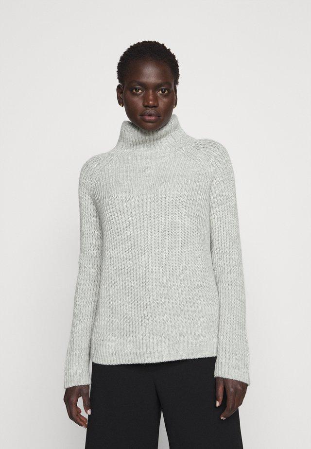 ARWEN - Stickad tröja - grau