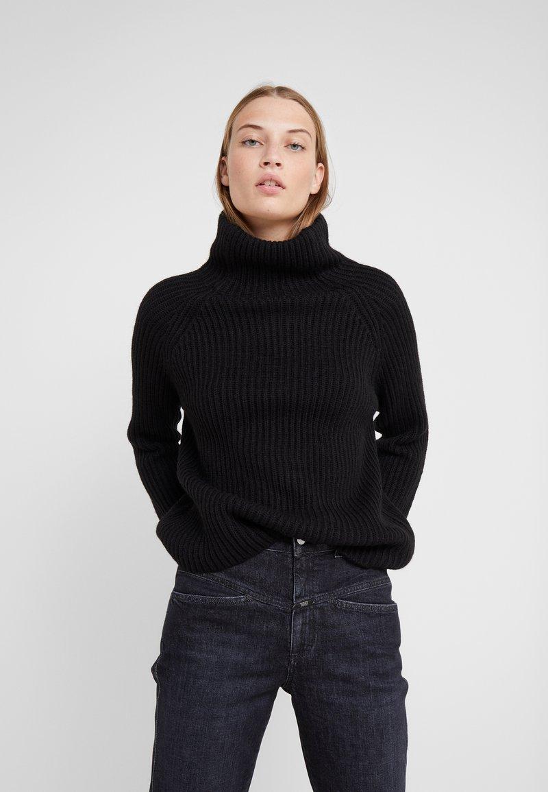 DRYKORN - ARWEN - Pullover - black