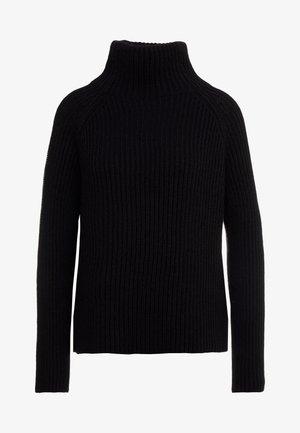 ARWEN - Sweter - black