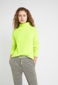 DRYKORN - ARWEN - Jumper - neon yellow - 0
