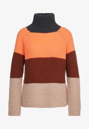 ARWEN - Sweter - orange