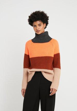ARWEN - Pullover - orange