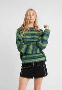 DRYKORN - TIMIRA - Pullover - green/multi - 0