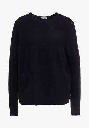 MAILA - Sweter - black
