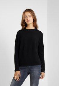 DRYKORN - MAILA - Pullover - black - 0